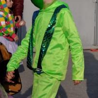 Little Green Being