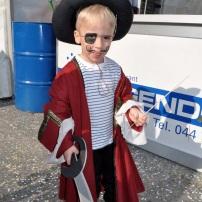 The cutest Pirate