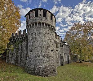 http://en.wikipedia.org/wiki/Visconteo_Castle_(Locarno)