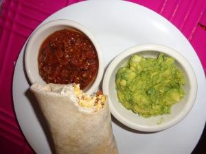 US Breakfast Burrito